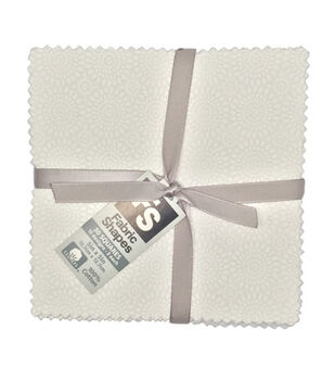 93ec2dc0c054 Charm Pack Cotton Fabric 30 Strips 5  -Assorted Cream Patterns