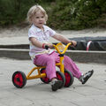 Winther Duo Small Pushbike for One-Yellow