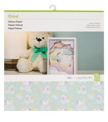 Cricut Deluxe Paper-Unicorn Dreams