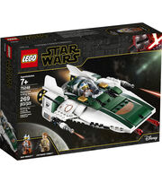 LEGO Star Wars Resistance A-Wing Starfighter 75248, , hi-res