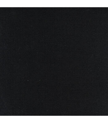 Suitings Poly Wool Spandex Fabric-Black