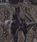Keepsake Calico Cotton Fabric 43\u0027\u0027-Browns Marble Swirl