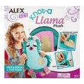 Alex Toys DIY Knot-a Llama Plush