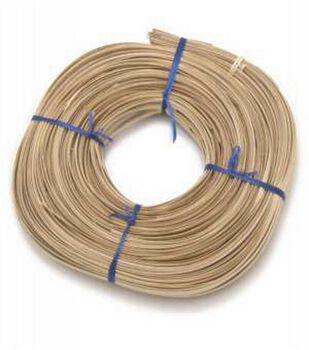 "Flat Oval Reed 1/4"" 1 Pound Coil Approx 275'"