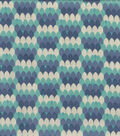 Keepsake Calico Cotton Fabric 44\u0022-Dragon Teal