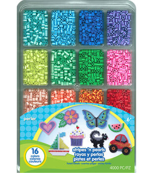 Perler Fun Fusion Beads 4000pcs