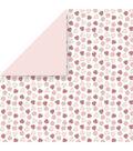 Cricut 10 Pack 12\u0027\u0027x12\u0027\u0027 Deluxe Papers-Dusty Rose