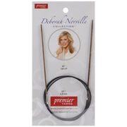 "Deborah Norville Fixed Circular Needles 40"" Size 1/2.25mm, , hi-res"