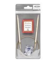 Tulip Needle Company Knina Knitting Needles 24'' Size 7, , hi-res