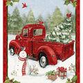 36\u0022 Christmas Panel Fabric-Christmas Fun