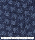 Patriotic Snuggle Flannel Fabric-Navy USA Eagles