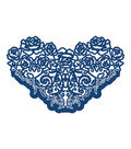 Tattered Lace Metal Die-Rose Ornate