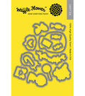 Waffle Flower Die-Sweets