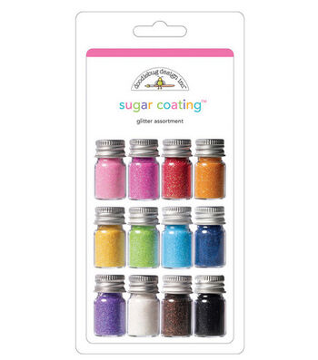Metallic Sugar Coating Glitter Assortment-