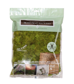 Mossy Mat-Peel and Stick Chartreuse