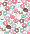 Snuggle Flannel Fabric -Icing & Sprinkles