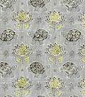 Waverly Lightweight Decor Fabric 54\u0022-Mandana/Elephant