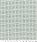 Kelly Ripa Home Upholstery Décor Fabric 9\u0022x9\u0022 Swatch-On Cue Seaglass