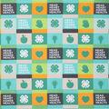 4-H Cotton Fabric-Multi Words