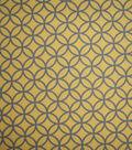 Home Essentials Lightweight Decor Fabric 45\u0022-Geo Yellow