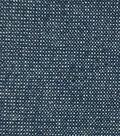 Premium Quilt Cotton Fabric-Yarn Dye Blue Steel Silver Metallic