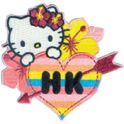 Hello Kitty Patches Hawaii, , hi-res