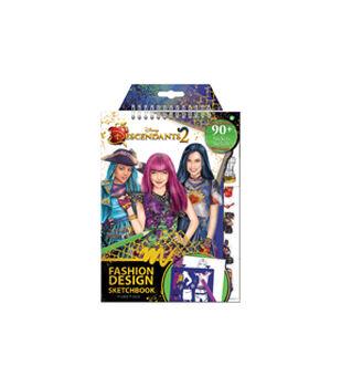 Make It Real Disney Descendants 2 Fashion Design Sketchbook
