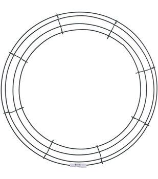 """Wire Wreath Frame 16"""""""