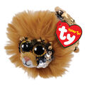 Ty Inc. Teeny Tys Sequin Lion-Regal