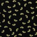 Halloween Cotton Fabric-Spooky Eyes