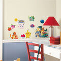 York Wallcoverings Wall Decals-Pokemon Iconic