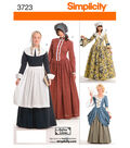 Simplicity Pattern 3723-Misses Costumes