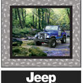 Quilt Kit-Jeep River Crossing  by Riley Blake
