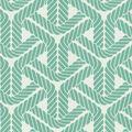 PKL Studio Outdoor Fabric 9\u0022x9\u0022 Swatch-Topsail Trellis Aqua