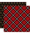 Celebrate Christmas Double-Sided Cardstock 12\u0022X12\u0022-Comfort & Joy