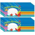 Trend Enterprises Inc. Happy Birthday! Sea Buddies Awards, 30/Pack