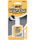 BIC Wite-Out Quick Dry Correction Fluid .7oz