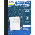 Mead 6 Pk Primary Composition Ruled Book