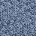 Keepsake Calico Cotton Fabric -Check Indigo