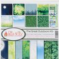 Ella & Viv Collection Kit 12\u0022X12\u0022-The Great Outdoors