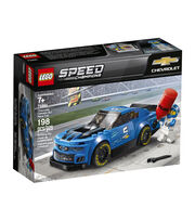 LEGO Speed Champions Chevrolet Camaro ZL1 Race Car 75891, , hi-res