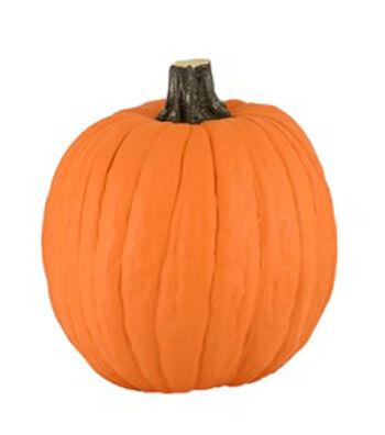 Fun-Kins Carvable Pumpkin Jeanie-Orange