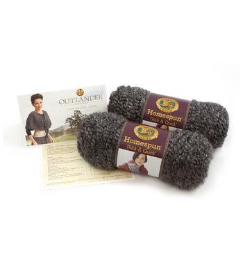 Outlander Garment Knit Kit-The Gathering Spellbinding Capelet