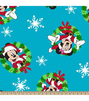 Disney Mickey & Minnie Fleece Fabric-Wreath Toss, , hi-res