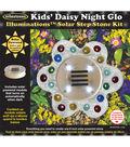 Mosaic Stepping Stone Kit-Kids\u0027 Daisy Night Glow