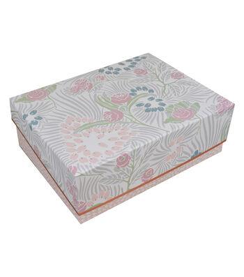 Organizing Essentials Large Storage Box-Cleo
