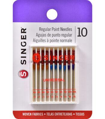 Universal Regular Point Machine Needles