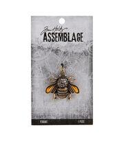 Tim Holtz Assemblage Pendant-Honey Bee, , hi-res