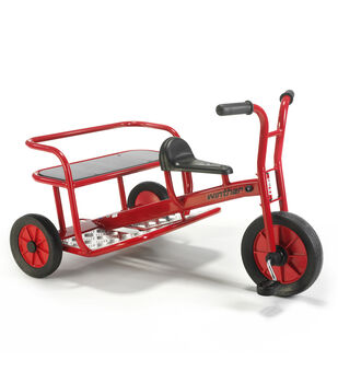 Winther Viking Twin Taxi-Red