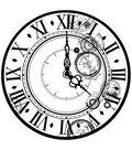 Kaisercraft Time Machine 12\u0027\u0027x12\u0027\u0027 Acetate Sheets-Time